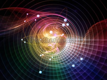 movimento in movimento accordo visualizzazione composizione