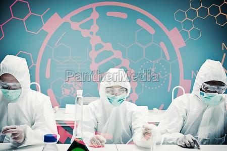 donna bicchiere medico medicina femminile scienza