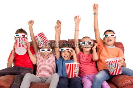 i bambini nei film