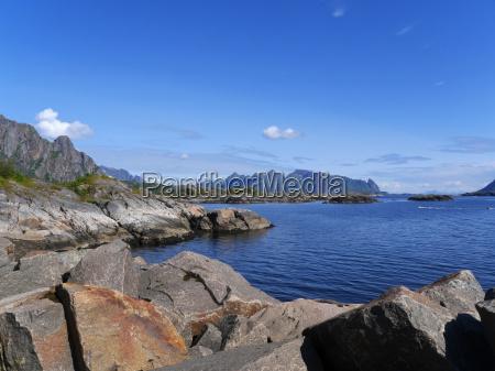 norvegia scandinavia acqua salata mare oceano