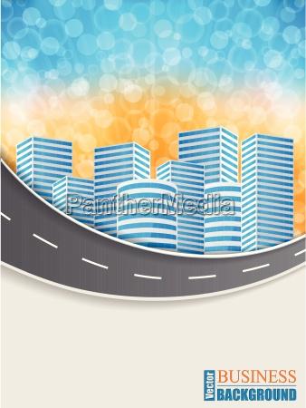 opuscolo brochure citta alba asfalto affare