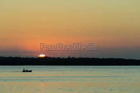 tramonto bali indonesia acqua salata mare