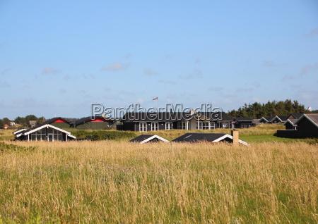 blu case orizzonte vacanza vacanze campo