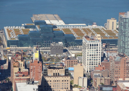 javits conference center new york in