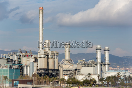 industria industriale potenza elettricita energia elettrica
