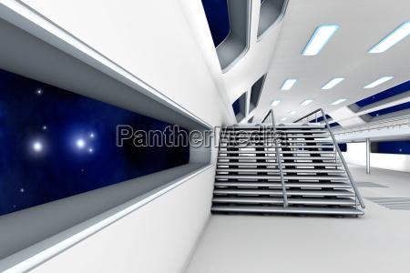 stazione spaziale interna