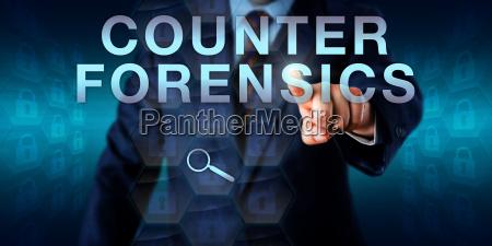 privato crimine esaminare informazioni dati tecnologia