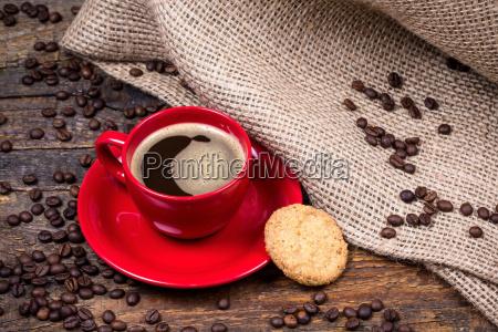 bicchiere bere legno espresso caffe bevanda