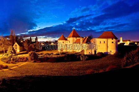 citta barocco croazia cittadella croato
