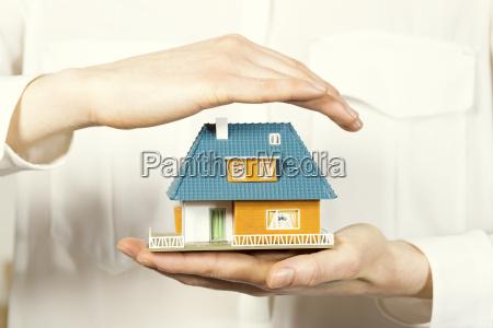 a leggio a mano piccola casa