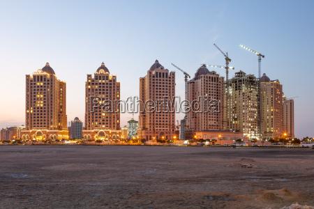 edifici presso the pearl doha qatar