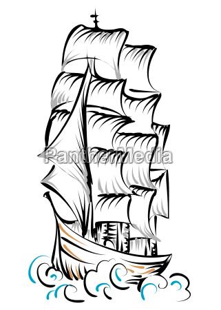 nave alta