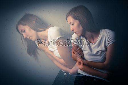 depressione preoccupazione preoccupato preoccuparsi ansioso severo
