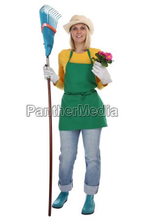 giardiniere giardiniere giardinaggio giardino donna professionale