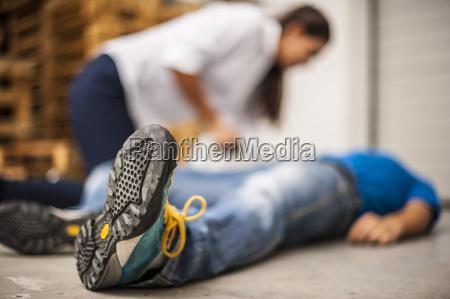 salute emergenza salvataggio primo soccorso