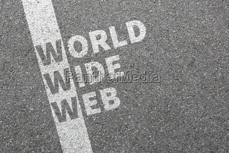 e mail sito web website internet