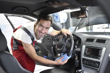 auto pulizia pulizia uomo macchina veicolo