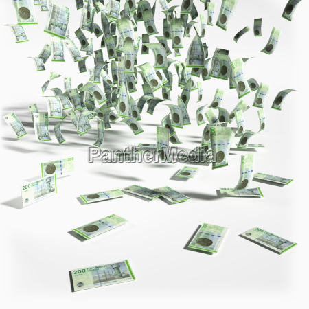 europa danimarca banconote corona duecento spiccioli