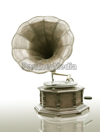 grammofono vintage
