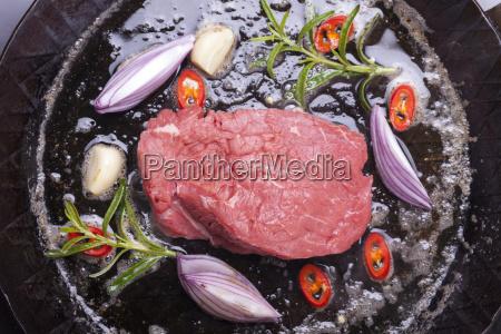 bistecca supervisione filetto bistecca di manzo