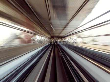 treno veicolo mezzo di trasporto movimento