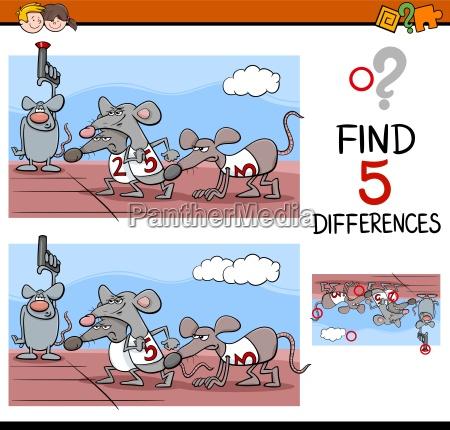 educazione illustrazione trovare scoperta fumetto esame