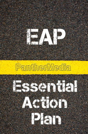 business acronym eap essential action plan