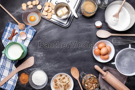 concetto di cottura e cottura varieta