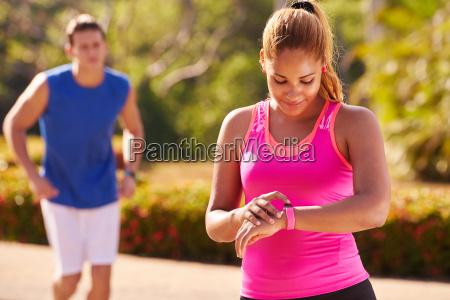 addestramento di forma fisica della donna