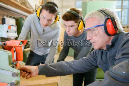 classe di carpenteria