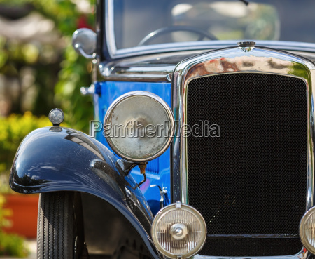 vecchia auto depoca