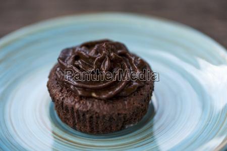 blu cibo interno dolce biscotto cucina