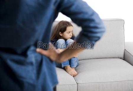 punizione del comportamento cattivo