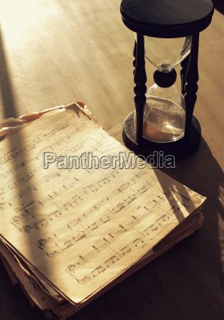 musica musicale annata classico note musicali