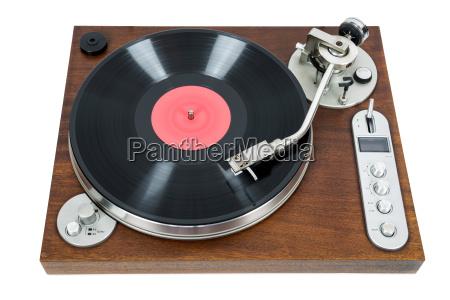 musica suono piatto disco vinile record