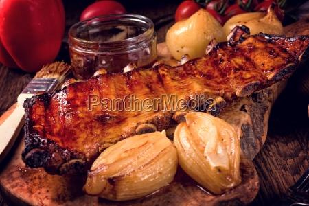 marrone cucinare cucina croccante bistecca cibo