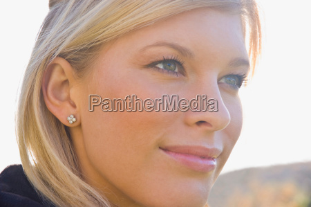 a blond female head shot