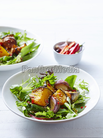 natura morta cibo equilibrio verdura pasto