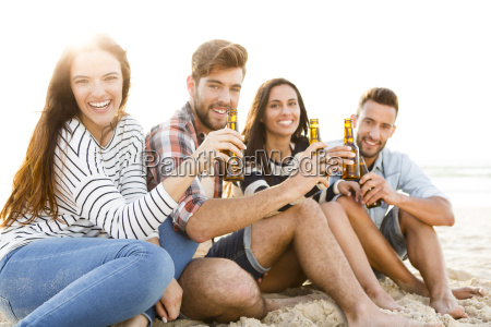 bere riva del mare spiaggia estate