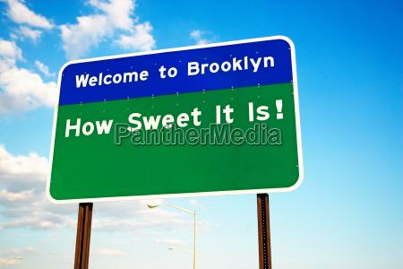 benvenuti a brooklyn segno