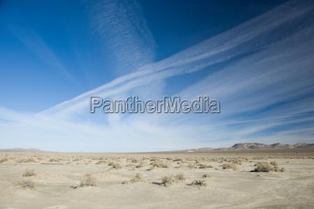 the salt flats of california