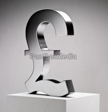 pound, sign - 18781382