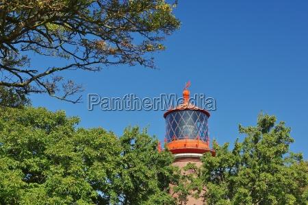 lighthouse staberhuk fehmarn island