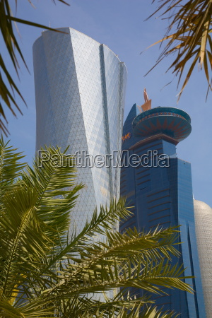 west bay central financial district doha