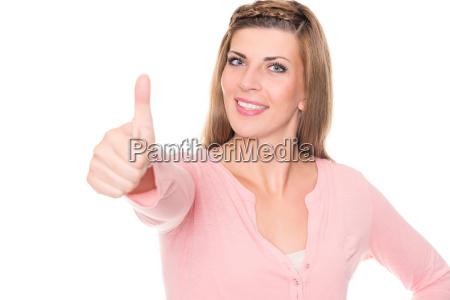 donna studio di registrazione persona ragazza
