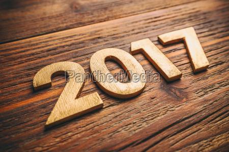 legno numero 2017
