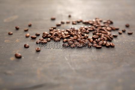 i chicchi di caffe