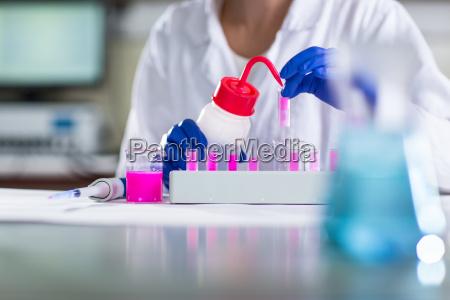 ricerca laboratorio chimica ricercare tesi contributo