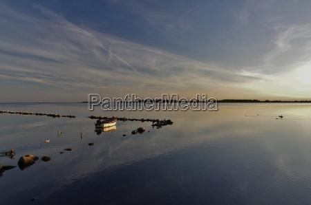 sera acqua mar baltico acqua salata