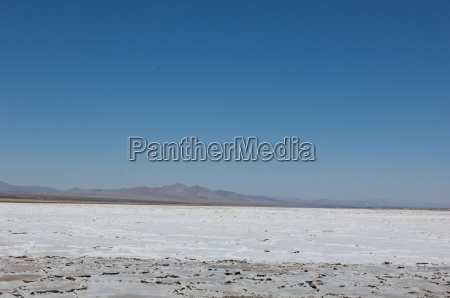 salt flats on route 66 california